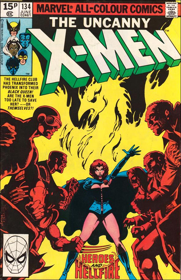 X-Men (1963) 134-B by Marvel