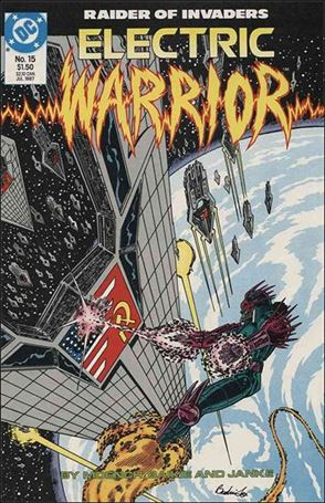 Electric Warrior 15-A