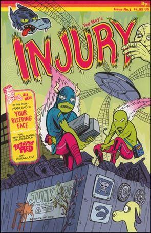 Injury Comics 1-A