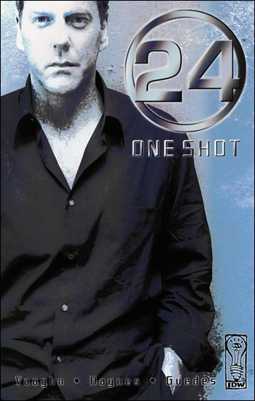 24: One Shot 1-A by IDW