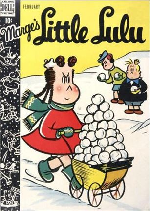 Marge's Little Lulu 8-A
