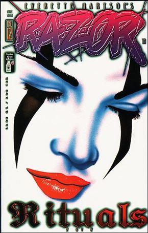 Razor (1991) 12-A