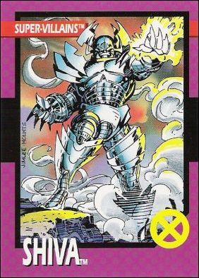 X-Men: Series 1 (Base Set) 50-A by Impel
