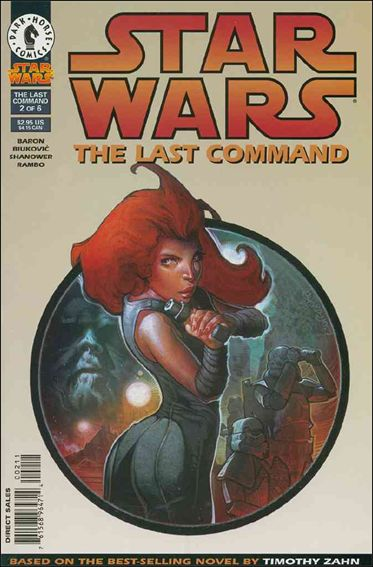 Star Wars: The Last Command 2-A by Dark Horse