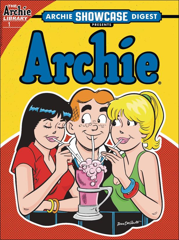 Archie Showcase Digest 1-A by Archie