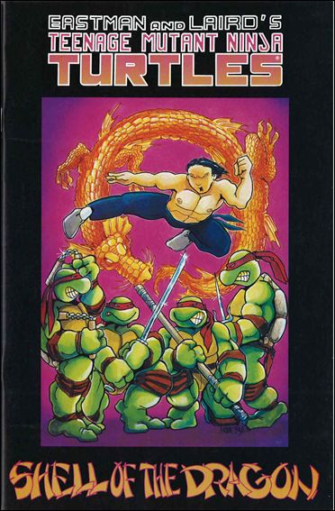 Teenage Mutant Ninja Turtles (1984) 18-B by Mirage