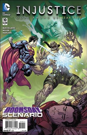 Injustice: Gods Among Us: Year Five 10-A