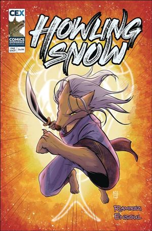 Howling Snow: A Kung Fu Fable One Shot-B