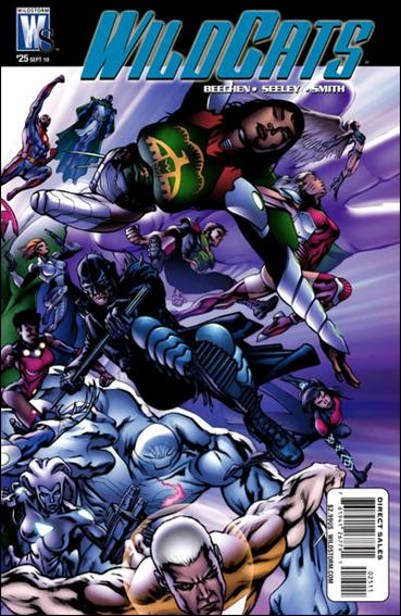 Wildcats (2008) 25-A by WildStorm
