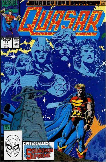 Quasar 13-A by Marvel