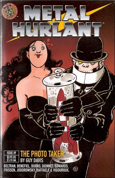 Metal Hurlant 9-A by Humanoids