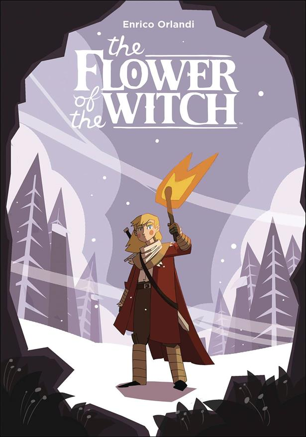 Flower of the Witch nn-A by Dark Horse
