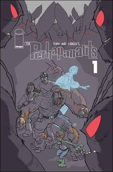 Perhapanauts (2008) 1-A by Image