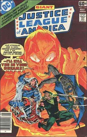 Justice League of America (1960) 154-A by DC