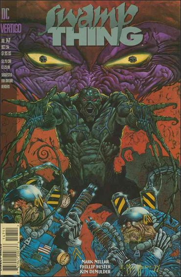 Swamp Thing (1986) 147-A by Vertigo