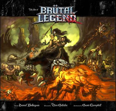 Art of Brutal Legend nn-A by Udon