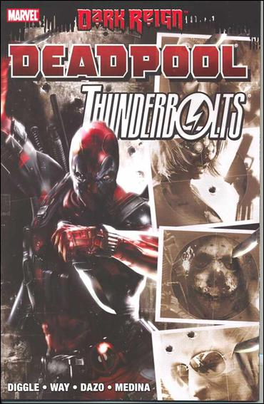 Dark Reign: Deadpool/Thunderbolts nn-A by Marvel