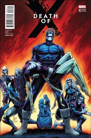 Death of X 2-C