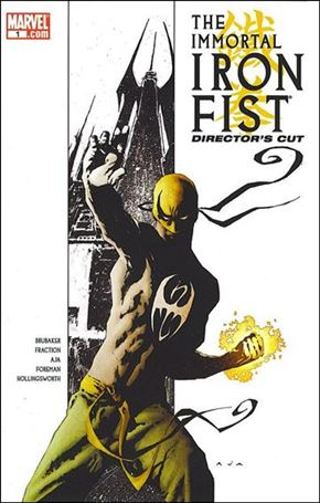 Immortal Iron Fist 1-B