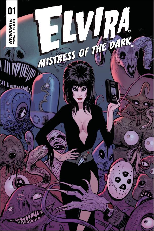 Elvira, Mistress of the Dark (2018) 1-C by Dynamite Entertainment