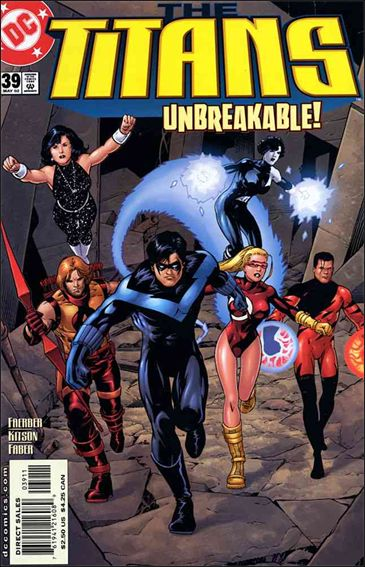 Titans (1999) 39-A by DC