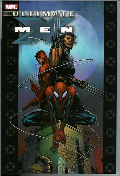 Ultimate X-Men (2003) 4-A by Marvel