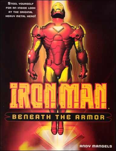 Iron Man: Beneath the Armor 1-A by Del Rey