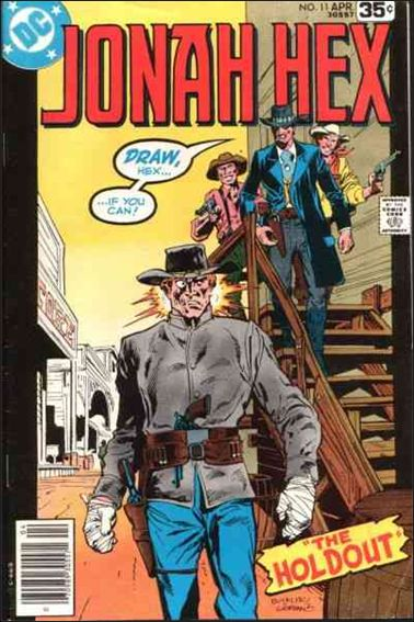 Jonah Hex (1977) 11-A by DC