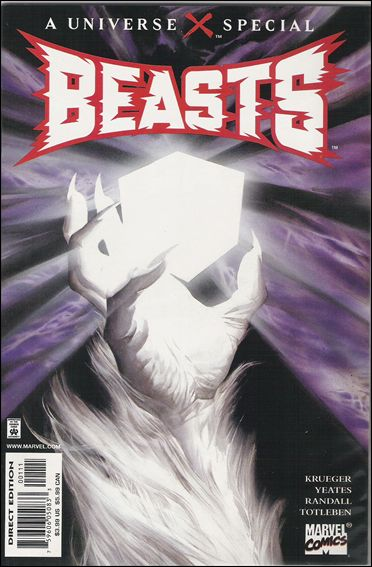 Universe X: Beasts 1-A by Marvel