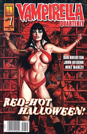 Vampirella Quarterly 1.6-A