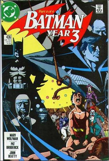 Batman (1940) 436-B by DC
