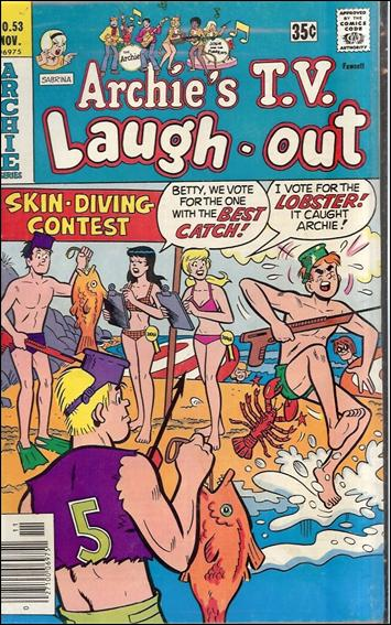 Archie's TV Laugh-Out 53-A by Archie