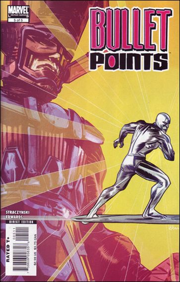 Bullet Points 5-A by Marvel