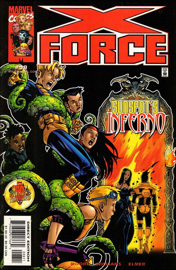 X-Force (1991) 98-A by Marvel
