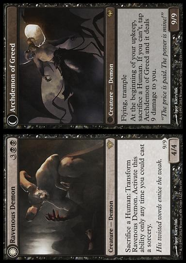 Magic the Gathering: Dark Ascension (Base Set)71-A by Wizards of the Coast