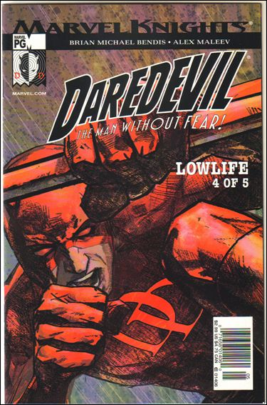 Daredevil (1998) 44-B by Marvel