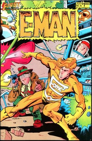 E-Man (1983) 16-A