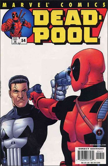 Deadpool (1997) 54-A by Marvel