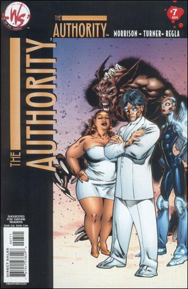 Authority (2003) 7-A by WildStorm