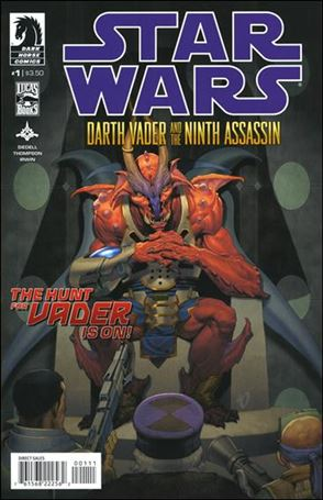 Star Wars: Darth Vader and the Ninth Assassin 1-A