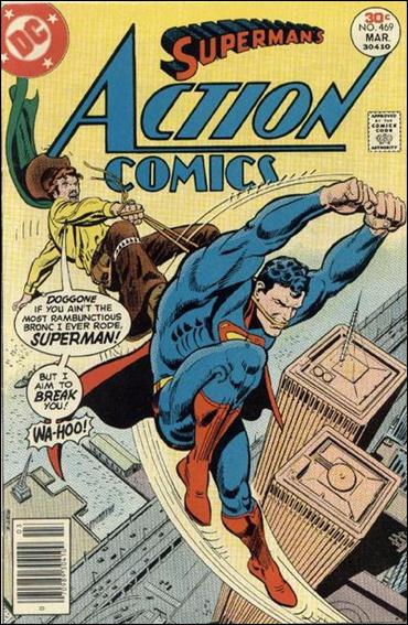 Action Comics (1938) 469-A by DC