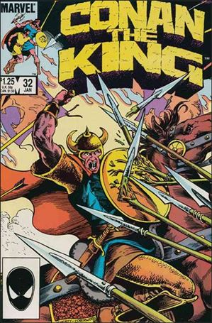 Conan the King 32-A