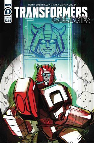 Transformers: Galaxies 6-B