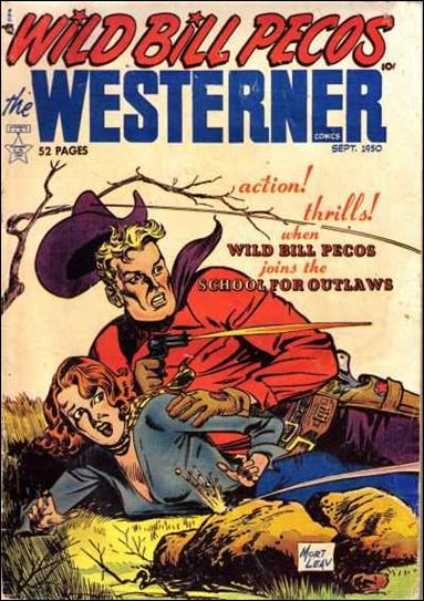 Westerner (1948) 28-A by Toytown