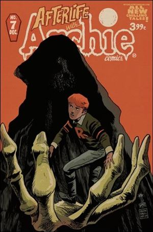 Afterlife with Archie 7-A