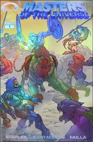 Masters of the Universe (2002) 1-F