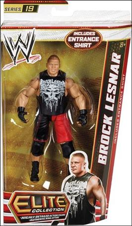 WWE: Elite Collection (Series 19) Brock Lesnar