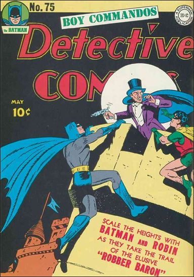 Detective Comics (1937) 75-A by DC