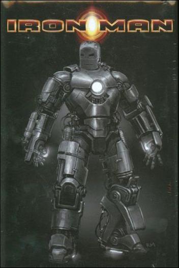Invincible Iron Man Omnibus 1-C by Marvel