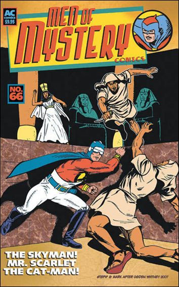 Men of Mystery 66-A by AC